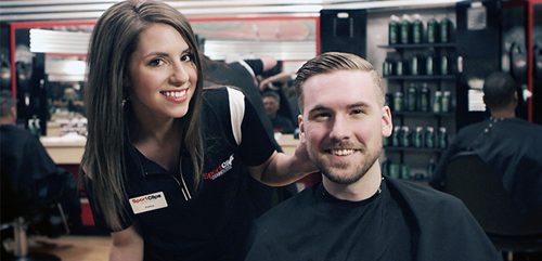Sport Clips Haircuts of Parkville  Haircuts