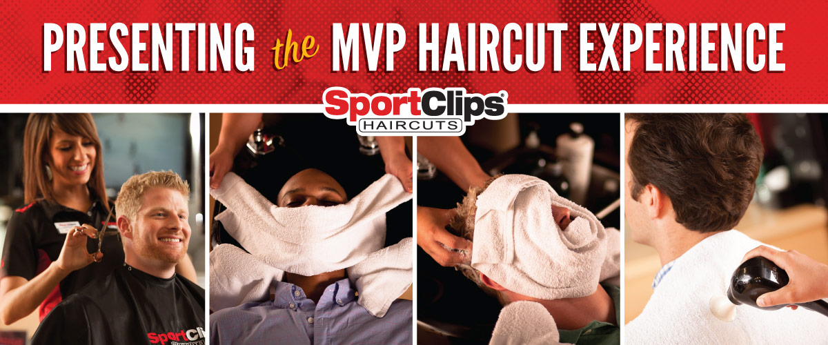 The Sport Clips Haircuts of Parkville  MVP Haircut Experience